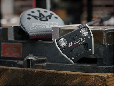 Titleist Introduces New Scotty Cameron Futura 5.5M