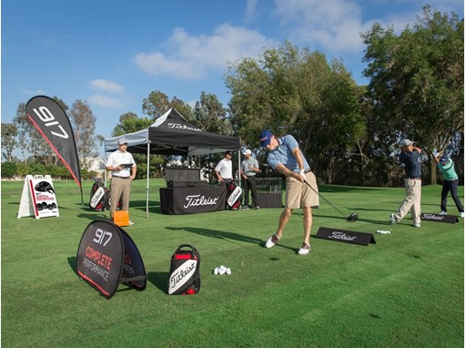 Titleist 917: Trial and Fitting Events