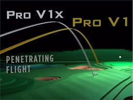 The Difference Between 2017 Pro V1 & Pro V1x