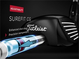 Titleist 818 Hybrid Technology