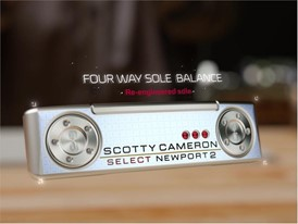 Scotty Cameron Select – Sole