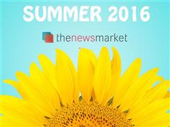 Summer 2016 on thenewsmarket.com