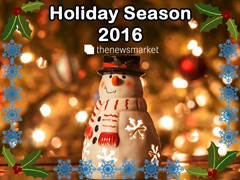 Holiday Season 2016 on thenewsmarket.com