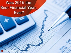 Was 2016 the Best Financial Year, Ever? These Companies Said 'Yes'