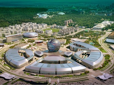 Astana EXPO 2017 on 'Future Energy'