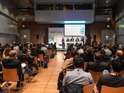 Hypermotion: A Mobility Think Tank In Frankfurt