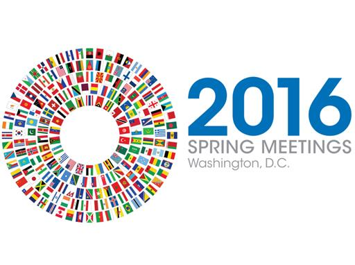 2016 IMF Spring Meetings