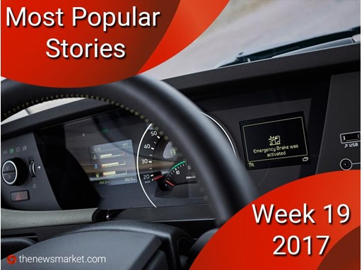 Most Popular Stories - Week 19, 2017