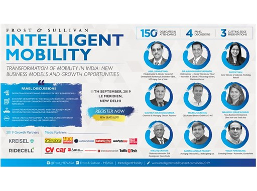 Intelligent Mobility 2019 in India