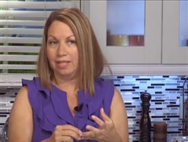 Sylvia Meléndez-Klinger, MS, RD, LDN, founder of Hispanic Food Communications, Inc