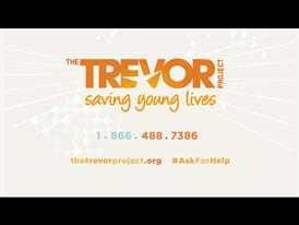 "Trevor Project ""Ask For Help"" PSA Version 2 (10 Sec)"