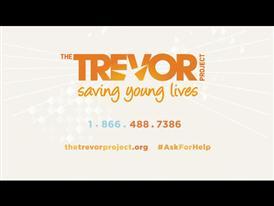 """Trevor Project """"Ask For Help"""" PSA Version 2 (10 Sec)"""