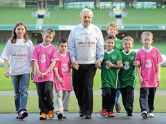 HEALTH AND SOCIAL INTEGRATION THROUGH SPORT IN IRELAND