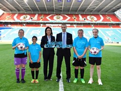 Aleksander Čeferin – building a bright future for women's football