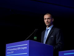 13th Extraordinary UEFA Congress decisions