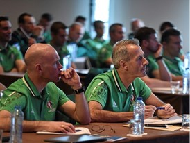 UEFA referee briefings 6
