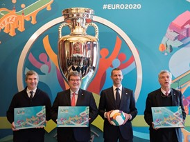 UEFA EURO 2020 Host City Logo Launch – Bilbao