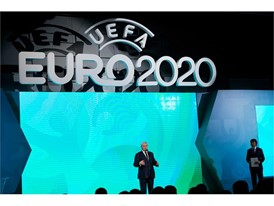 UEFA EURO 2020 Host City Logo Launch - St.Petersburg