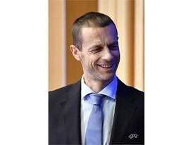 Aleksander Čeferin - UEFA President