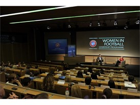 Women in Football Leadership Programme