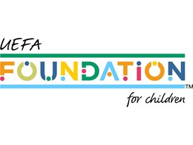 UEFA Foundation for Children Logo