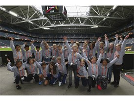 UEFA Europa League Dream for Local Children 1
