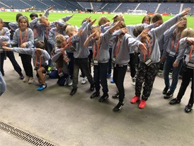 UEFA Europa League Dream for Local Children 8