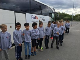 UEFA Europa League Dream for Local Children 7