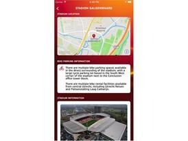 Stadium Info
