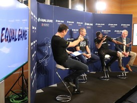 #EqualGame Launch in Monaco, the new UEFA Respect campaign