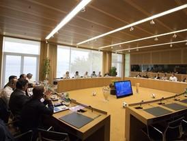 Top European club coaches meet at UEFA