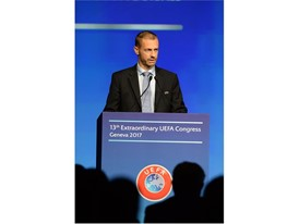 13th Extraordinary UEFA Congress Geneva 2017