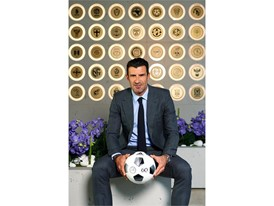 Luís Figo joins UEFA as Football Advisor 13