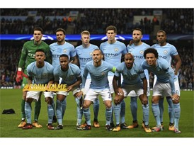 Manchester City v SSC Napoli - UEFA Champions League
