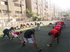Sport for Protection and Social Inclusion in Egypt 1