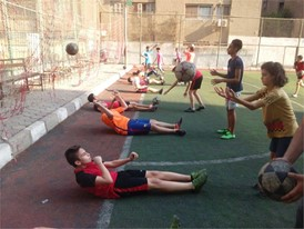 Sport for Protection and Social Inclusion in Egypt 3