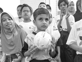 A Ball for all Children, A Goal for Inclusion