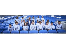 Dreams made possible for Lyon children at UEFA Europa League final 4