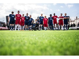 UEFA celebrates one year of the #EqualGame Respect campaign with a special event in Lyon