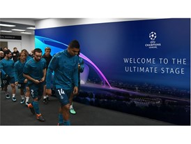 UCL 2018-21 Tunnel