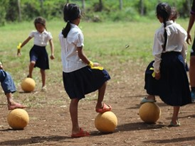 Football for Development after-school programme