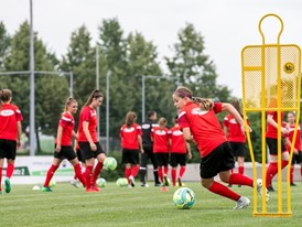 Austria builds a bright tomorrow for women's football
