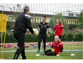 National Centre for Women's Football Austria - co-funded by UEFA (4)