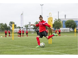 National Centre for Women's Football Austria - co-funded by UEFA