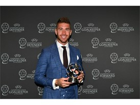 UEFA player awards ceremony  -2017/18