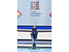 UEFA Nations League Trophy 1