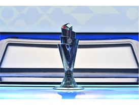 UEFA Nations League Trophy 3