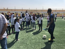 Artificial Football Pitches in Northern Jordan
