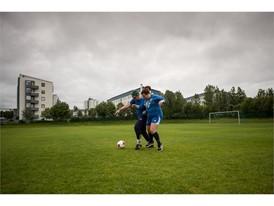 UEFA grassroots award for FC Sækó