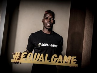 UEFA launches new #EqualGame adverts starring Hegerberg,  Messi, Pogba, Ronaldo & amateur players